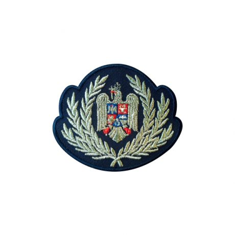 Emblema Coifura Ofiteri Politie - Insemne oficiale/profesionale si grade pentru Politia Romana IGPR. Comanda acum!