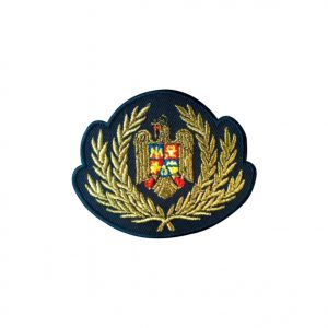 Emblema Coifura Politia de Frontiera Ofiteri