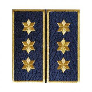 Grade Comisar Sef Penitenciar, ANP - Insemne oficiale/profesionale si grade pentru PolitiaPenitenciare ANP. Comanda acum!