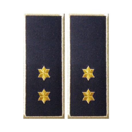 Grade Comisar Politia de Frontiera - Insemne oficiale/profesionale si grade pentru Politia Romana IGPR. Patria et honor! Comanda acum!