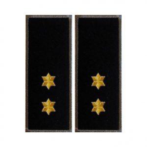 Grade Comisar Politia de Frontiera gri - Insemne oficiale/profesionale si grade pentru Politia Romana IGPR. Patria et honor! Comanda acum!