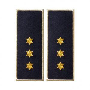 Grade Inspector Principal Politia de Frontiera - Insemne oficiale/profesionale si grade pentru Politia Romana IGPR. Patria et honor! Comanda acum!