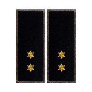 Grade Inspector Politia de Frontiera gri - Insemne oficiale/profesionale si grade pentru Politia Romana IGPR. Patria et honor! Comanda acum!