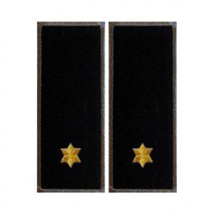 Grade Subcomisar Politia de Frontiera gri - Insemne oficiale/profesionale si grade pentru Politia Romana IGPR. Patria et honor! Comanda acum!