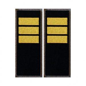 Grade Agent Sef Adjunct Politia de Frontiera gri - Insemne oficiale/profesionale si grade pentru Politia Romana IGPR. Patria et honor! Comanda acum!