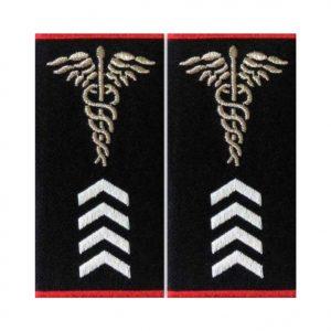 Grade Asistent Medical Gradul IV Ambulanta- Insemne oficiale/profesionale si grade pentru personalul SMURD si AMBULANTA, grade medici, paramedici, SMURD