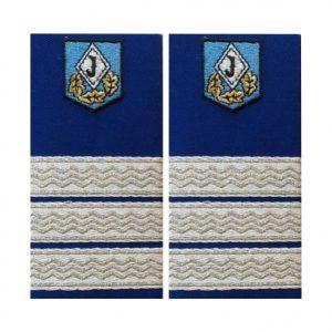 Grade Jandarmi, Plutonier Adjutant Jandarmi - Insemne oficiale/profesionale si grade pentru Jandarmeria Romana IGJR. Lex et ordo! Comanda acum!