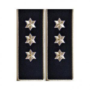 Grade Politie, Comisar Sef Politie - Insemne oficiale/profesionale si grade pentru Politia Romana IGPR. Lex et honor! Comanda acum!