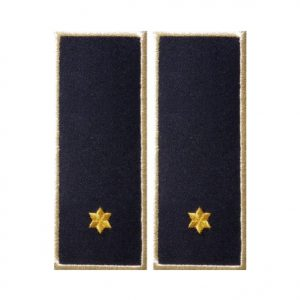 Grade Subinspector Politia de Frontiera - Insemne oficiale/profesionale si grade pentru Politia Romana IGPR. Patria et honor! Comanda acum!