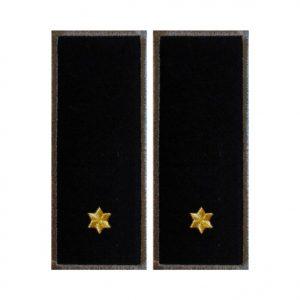 Grade Subinspector Politia de Frontiera gri - Insemne oficiale/profesionale si grade pentru Politia Romana IGPR. Patria et honor! Comanda acum!