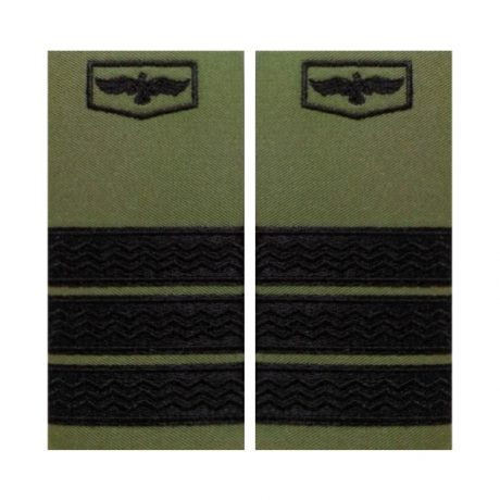 Gradeaviatie, grade plutonier adjutant aviatie. Va oferim insemne oficiale profesionale/grade militare de instructie pentru Aviatia Militara.
