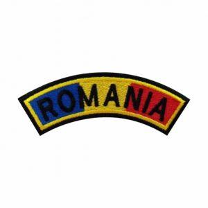 Drapel Semirotund Romania MAPN Grade Militare Armată Română MAPN de vânzare | Embleme Armată MAPN | Petlițe | Ecusoane | Nominale și alte însemne distinctive pentru uniforma de Armată MAPN Combat/Ripstop. *Conforme cu legislația în vigoare.