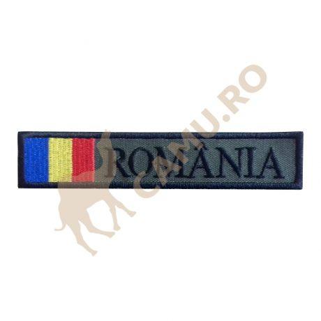 ECUSON ROMANIA KAKI – DRAPEL ROMANIA
