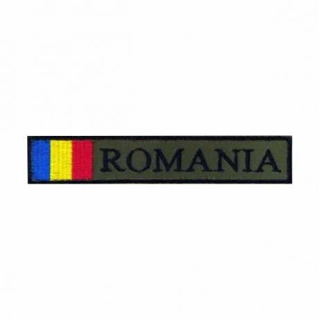 Ecuson Romania cu Drapel  Grade Militare Armată Română MAPN de vânzare | Embleme Armată MAPN | Petlițe | Ecusoane | Nominale și alte însemne distinctive pentru uniforma de Armată MAPN Combat/Ripstop. *Conforme cu legislația în vigoare.