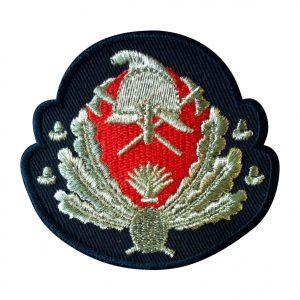 Emblema Coifura Pompieri IGSU Ofiteri - fir metalic, de vanzare. Comanda acum sau cere oferta.