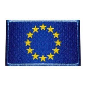Drapel UE brodat - Uniunea Europeană Grade Militare Armată Română MAPN de vânzare | Embleme Armată MAPN | Petlițe | Ecusoane | Nominale și alte însemne distinctive pentru uniforma de Armată MAPN Combat/Ripstop. *Conforme cu legislația în vigoare.
