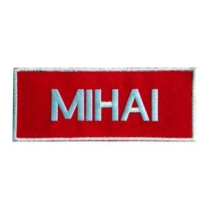 Emblema Nominala Smurd - Insemne oficiale/profesionale si grade pentru personalul SMURD si AMBULANTA, grade medici, paramedici, SMURD
