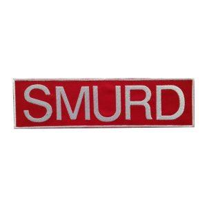 Emblema SMURD spate - Insemne oficiale/profesionale si grade pentru personalul SMURD si AMBULANTA, grade medici, paramedici, SMURD