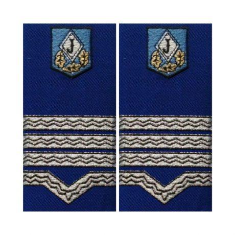 Grade Jandarmi, Maistru militar clasa 2 Jandarmi- Insemne oficiale/profesionale si grade pentru Jandarmeria Romana IGJR. Lex et ordo! Comanda acum!