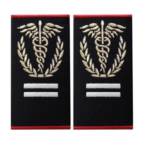 Grade Medic Sef Garda Ambulanta - Insemne oficiale/profesionale si grade pentru personalul SMURD si AMBULANTA, grade medici, paramedici, SMURD