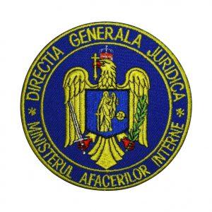 Emblema DGJ - Sigla DGJ - Directia Generala Juridica, de vanzare. Comanda acum sau cere oferta.