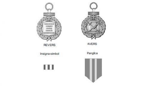 MApN a instituit două embleme de onoare noi. Vezi cui se acorda și pentru ce...
