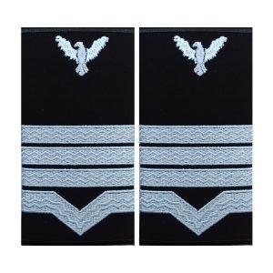 GRADE MAISTRU MILITAR CLASA 2 IGAV - AVIATIE, Grade Militare Aviație Militară | Aviație Civilă | IGAV| de vânzare | Embleme Aviație | Petlițe | Ecusoane | Nominale și alte însemne distinctive pentru uniforma Aviație. *Conforme cu legislația în vigoare.