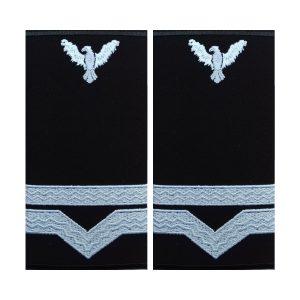 GRADE MAISTRU MILITAR CLASA 4 IGAV - AVIATIE, Grade Militare Aviație Militară | Aviație Civilă | IGAV| de vânzare | Embleme Aviație | Petlițe | Ecusoane | Nominale și alte însemne distinctive pentru uniforma Aviație. *Conforme cu legislația în vigoare.