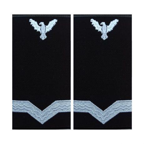 GRADE MAISTRU MILITAR CLASA 5 IGAV - AVIATIE, Grade Militare Aviație Militară | Aviație Civilă | IGAV| de vânzare | Embleme Aviație | Petlițe | Ecusoane | Nominale și alte însemne distinctive pentru uniforma Aviație. *Conforme cu legislația în vigoare.