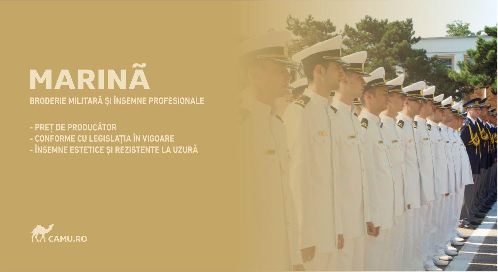 Grade Marină de vânzare | Embleme Marină | Petlite Marină | Nominale | Epoleți
