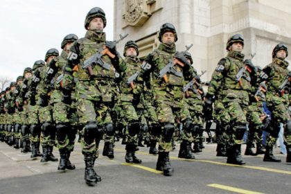 Comunicat MApN: Uniforma/Ținuta Combat: preț de vânzare estimat la...
