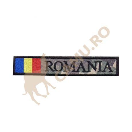 ECUSON COMBAT – DRAPEL ROMANIA