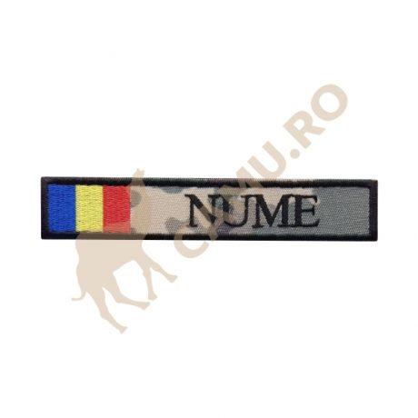 ECUSON COMBAT NOMINAL – DRAPEL ROMANIA