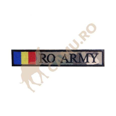 ECUSON COMBAT RO ARMY – DRAPEL ROMANIA