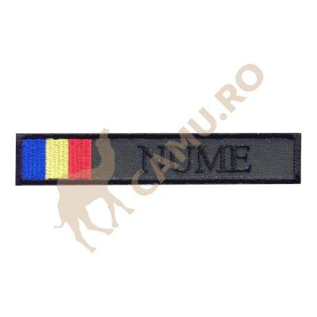 Ecuson Nominal KAKI – DRAPEL ROMANIA