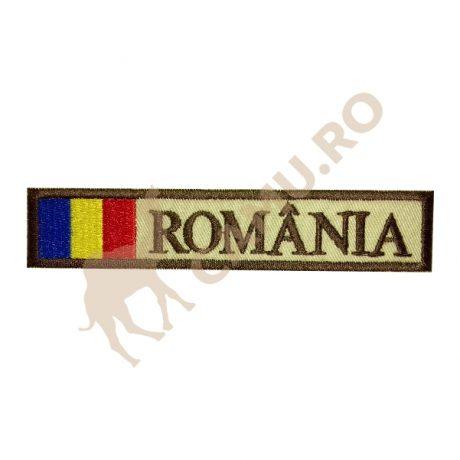 ECUSON ROMANIA BEJ – DRAPEL ROMANIA