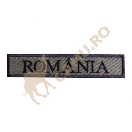 Ecuson ROMANIA KAKI – SIMPLU