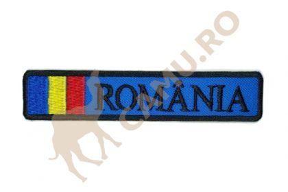 ECUSON ROMANIA + DRAPEL – MARINA