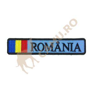 ECUSON ROMANIA + DRAPEL - AVIATIE