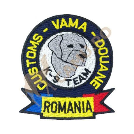1 ECHIPA CANINA VAMA – K9 TEAM – BLEUMARIN